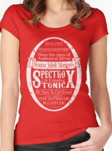 Spectrox Tonic Women's Fitted Scoop T-Shirt