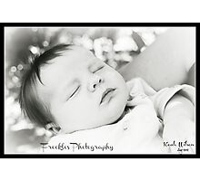 Baby Koah Photographic Print
