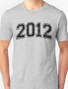 2012 Varsity Letters T-Shirt