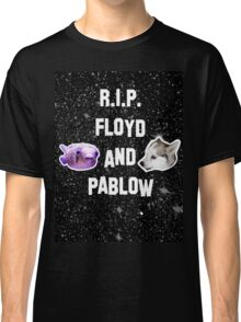 R.I.P. FLOYD AND PABLOW Classic T-Shirt