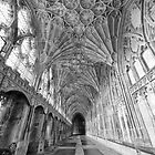 Gloucester Cathedral VI by Chris Tarling