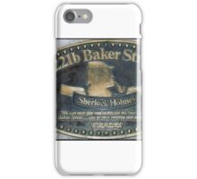 Baker Street iPhone Case/Skin