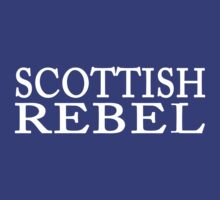 Scottish Rebel by BethXP
