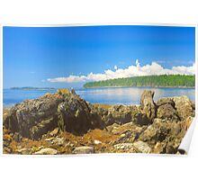Isleboro, Maine Poster