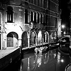 Venice by Night by SeeOneSoul