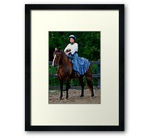 """""""Northern Ohio Outlaws"""" #37 Framed Print"""