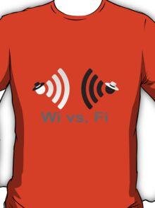 Wi vs. Fi T-Shirt