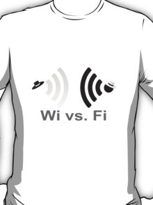 Wi vs. Fi T-Shirt
