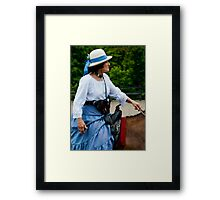 """""""Northern Ohio Outlaws"""" #39 Framed Print"""