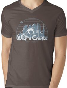 Wily's Castle Mens V-Neck T-Shirt