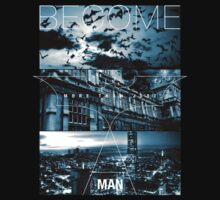 Become More Than Just a Man - Batman by [g-ee-k] .com