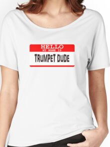 Trumpet Women's Relaxed Fit T-Shirt