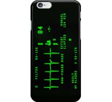 EKG Monitor iPhone Case/Skin