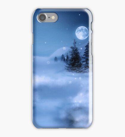 Winter's Night iPhone Case/Skin