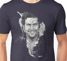 Pablo Escobar Mugshot Continental Unisex T-Shirt