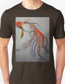 Goldfish Pond (close up #10) Unisex T-Shirt