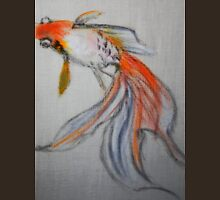 Goldfish Pond (close up #10) Unisex T-Shirt