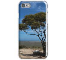 The Great Australian Bight ... captured from Eucla Pass iPhone Case/Skin