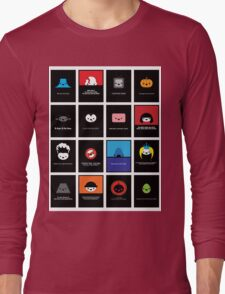 Cute Movie Posters Long Sleeve T-Shirt