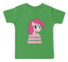 Pinkie Pie - Smile! Smile! Smile! (My Little Pony: Friendship is Magic) Kids Tee