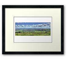 Clee Framed Print