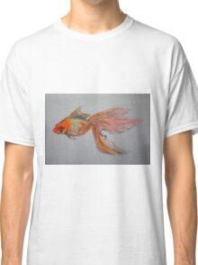 Goldfish Pond ( close up #9) Classic T-Shirt