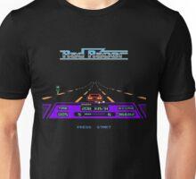 Rad Racer nes nintendo Unisex T-Shirt