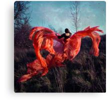 the phoenix hope; Canvas Print