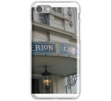 Criterion iPhone Case/Skin