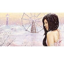 Frozen Time Photographic Print