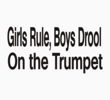 Trumpet One Piece - Short Sleeve