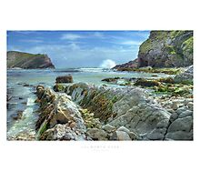 Lulworth Cove Photographic Print