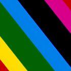 Stripes by Paula J James