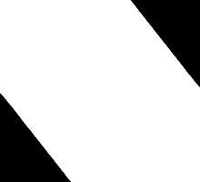 White Stripe by Paula J James