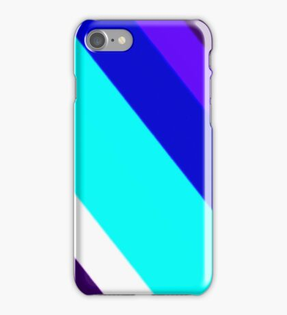 Blue Stripes iPhone Case/Skin