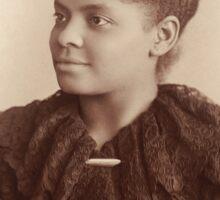 Potrait of Ida B. Wells by Mary Garrity (1893) Sticker