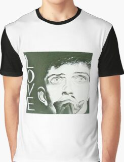Joy Division Love will tear us apart tribute Graphic T-Shirt
