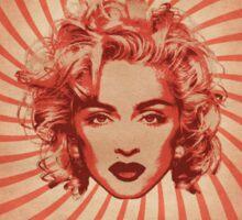 Madonna Sticker