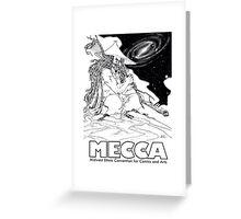 MECCACON item #1 Greeting Card