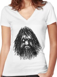 Head 11 Women's Fitted V-Neck T-Shirt