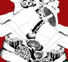 Beatrice Sticker