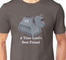 A Time Lord's Best Friend Unisex T-Shirt