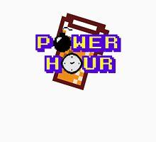 8-Bit Power Hour Men's Baseball ¾ T-Shirt