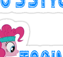 Fluttershy  and Pinkie Pie Training  Sticker