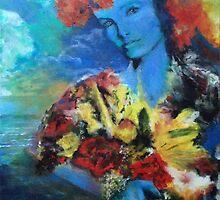 La Mer: Goddess of the Sea by patgullett