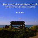 """""""Delighted to be Alive"""" by Charmiene Maxwell-batten"""