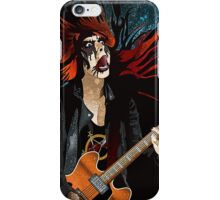 Black Metal Barbie iPhone Case/Skin