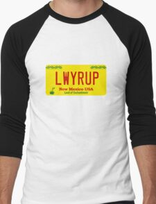 LWYR UP Men's Baseball ¾ T-Shirt