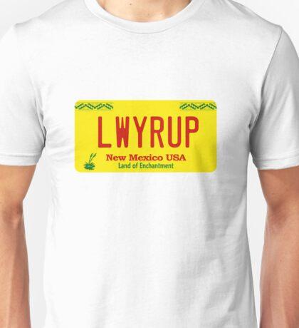 LWYR UP Unisex T-Shirt