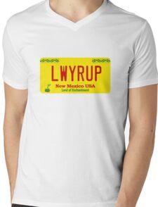 LWYR UP Mens V-Neck T-Shirt